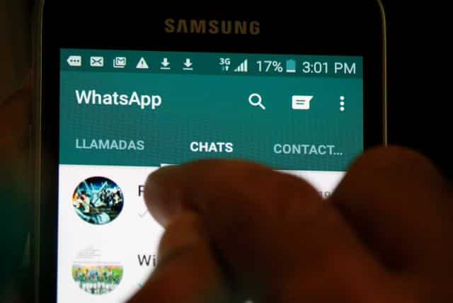 Cómo guardar chats de WhatsApp en PC
