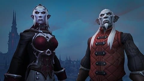 Review World of Warcraft Shadowlands-1