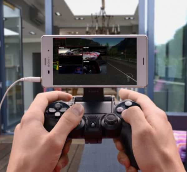 Cómo usar un mando de PS4 en un dispositivo Android