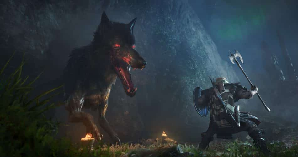 Cómo derrotar al Black Shuck en Assassin´s Creed Valhalla