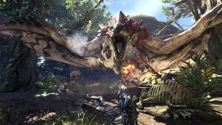 Cómo funciona Elderseal en Monster Hunter World-2