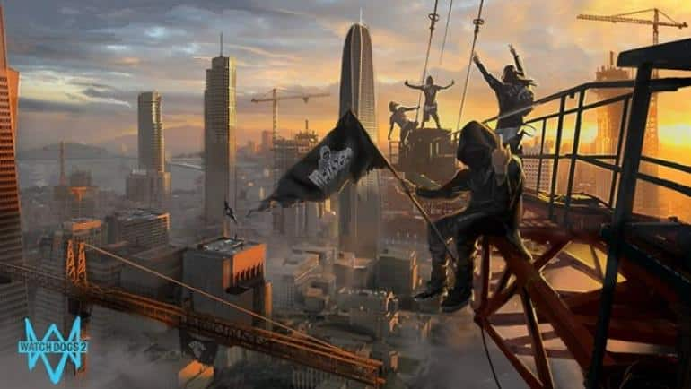 Seguidores Watch dogs 2