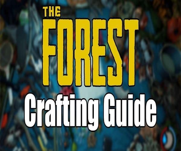 The-forest-crafting