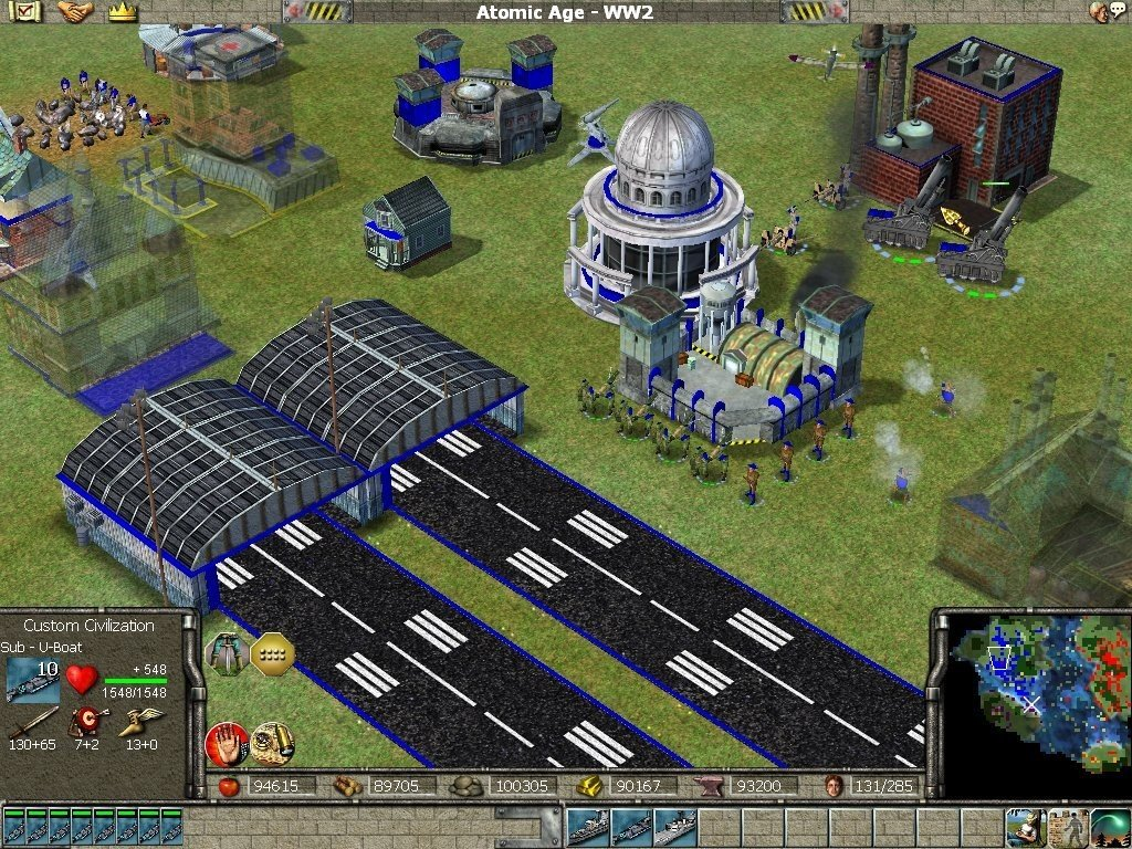 trucos empire earth