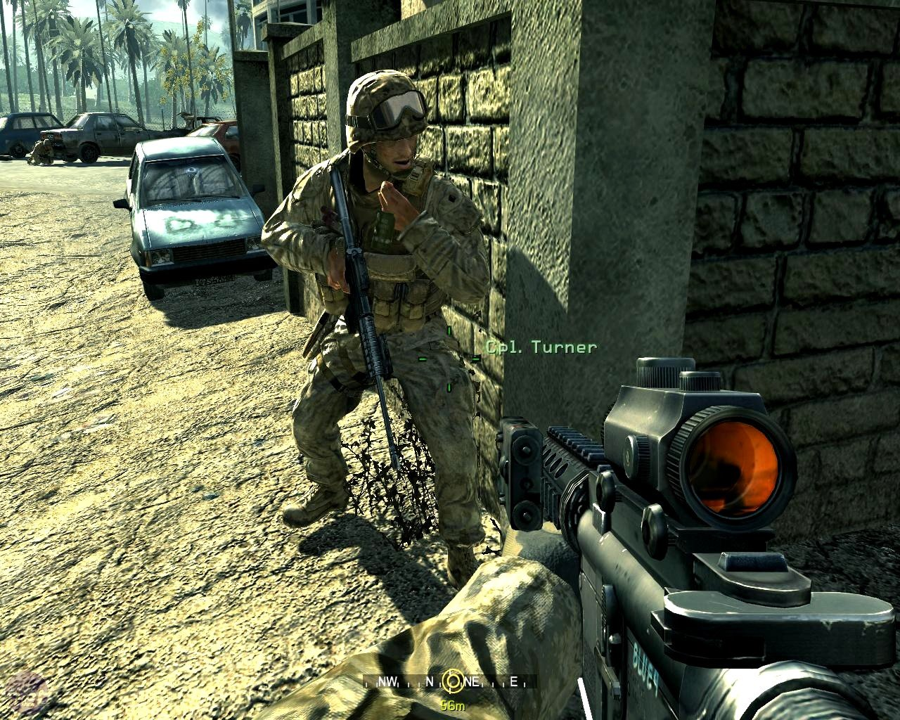 Call of Duty Modern Warfare 4 shkarko