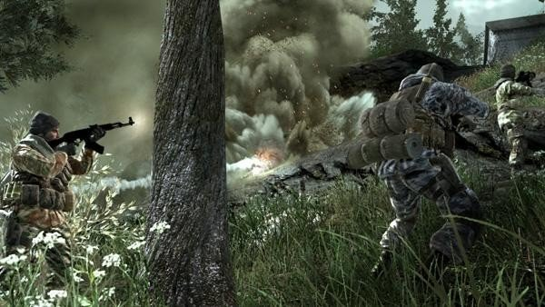 Descargar Call of Duty Modern Warfare 4