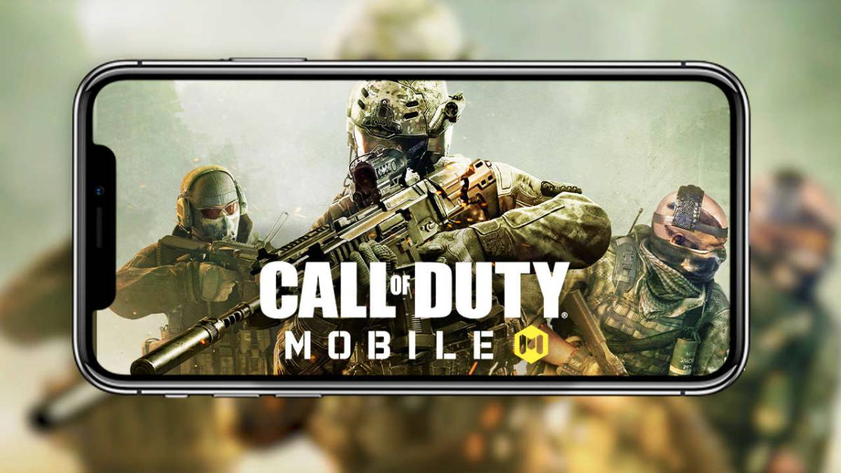 Instalar Call of Duty Mobile