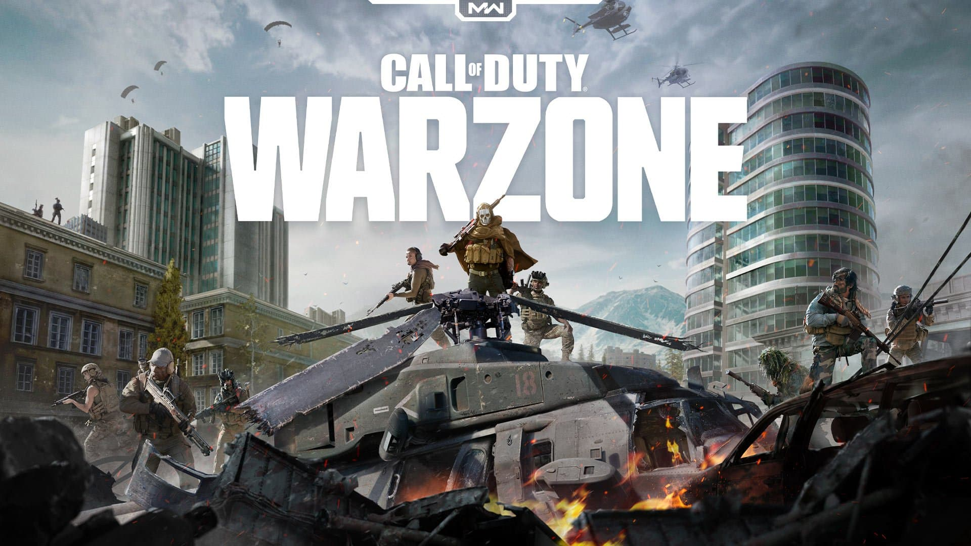Instalo Call of Duty Warzone