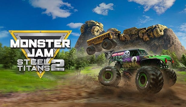 Monster jam steel 2