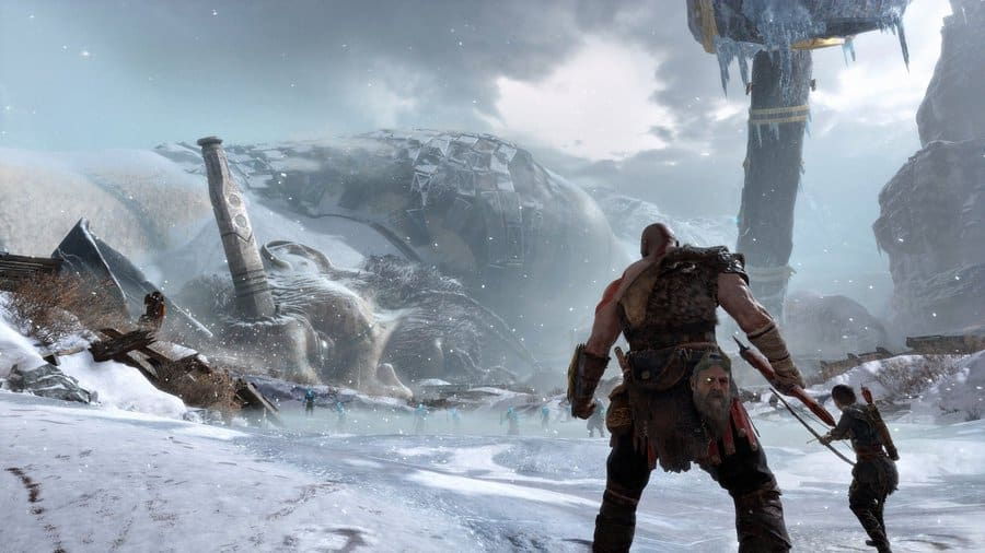 Solución God of War