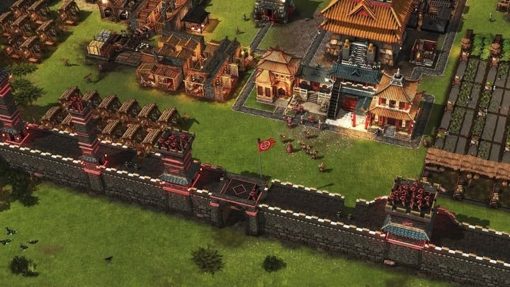 Stronghold Warlords torres