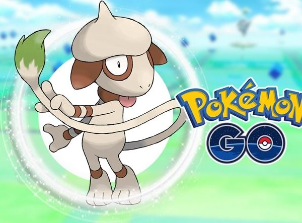 How to catch a Smeargle in Pokémon Go