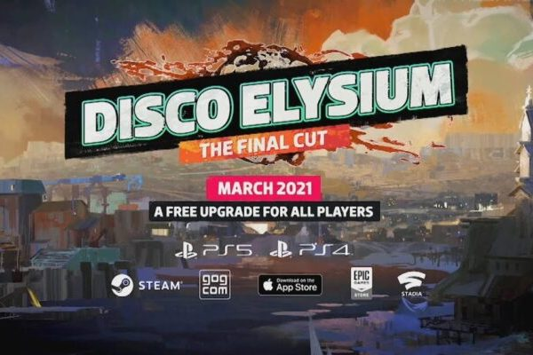 Disco Elysium The Final Cut εξώφυλλο