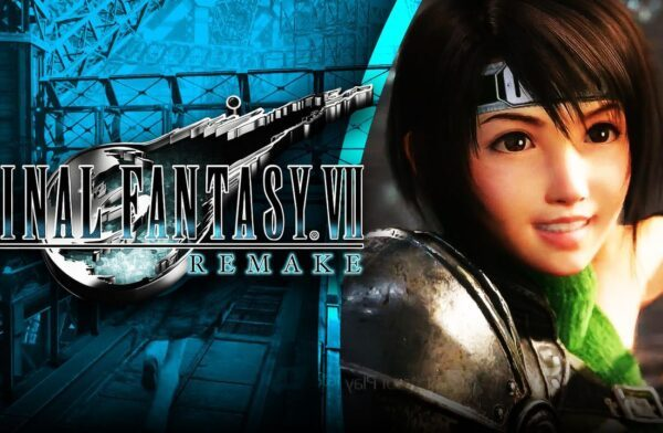 Final fantasy remake VII cover