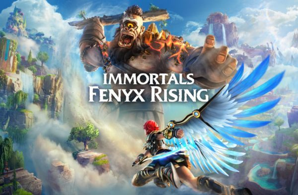 Couverture montante Fenyx Immortals