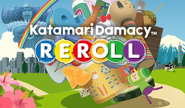 Katamari Damacy reroll cover