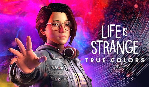 Life is strange true colors portada