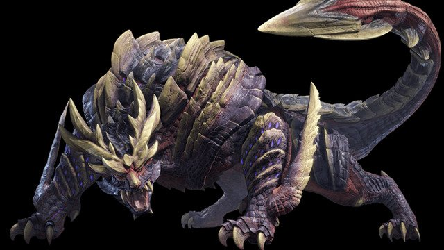 Monster hunter rise magnamalo