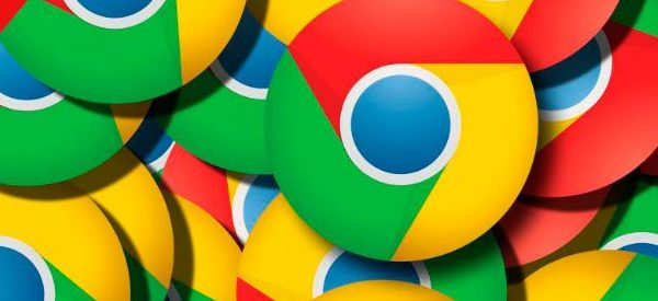 google chrome pantalla inico